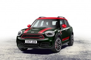 World Premier: 2017 MINI JCW Countryman
