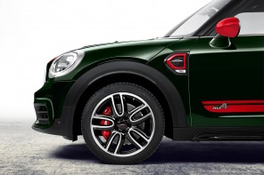 First Video: 2017 MINI JCW Countryman