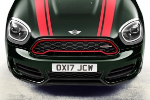 MINI to Offer Black Grill for Countryman