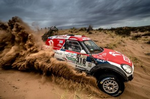 2017 Dakar Rally Ends with Exhaustion and Celebration for MINI