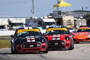 Race Recap: Fourth Place for the MINI JCW Team at Sebring