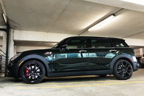 Our New Long Term Test Car Has Arrived – the 2017 JCW Clubman