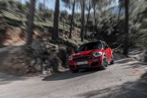 Video: MINI JCW Countryman in Motion