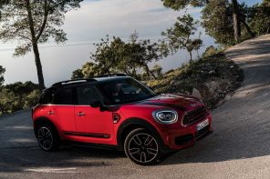 How the MINI Countryman Became the Safest MINI
