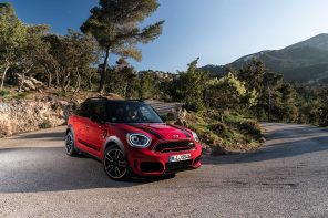 300 hp MINI JCW Countryman and Clubman Launch Timing and Pricing