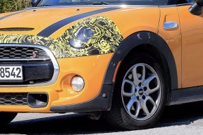 2018 MINI Refresh Looks to be Less Visual Than Expected