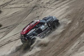 MINI Places 2nd at the Qatar Cross Country Rally