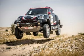 2017 Qatar Rally – MINI Heading into the Last Day