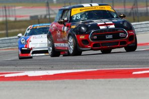 Race Recap: Tough Day for MINI JCW Team at COTA