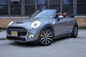 MotoringFile Review: MINI Convertible Cooper S