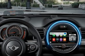 It's Official – CarPlay is Coming to MINI