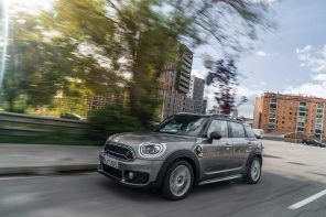 The MINI Countryman Hybrid Order Books Are Open