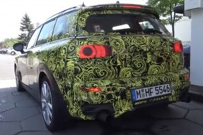 Rumor: MINI is Developing a 300 HP JCW Clubman