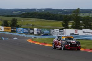 The MINI JCW Team Just Won Watkins Glen