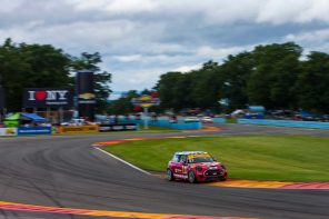 The MINI JCW Team Preps for Limerock