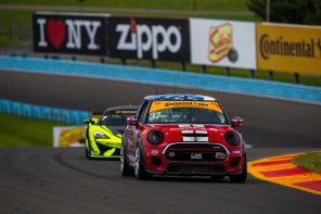 MINI Team JCW Finishes a Strong Season at Road Atlanta