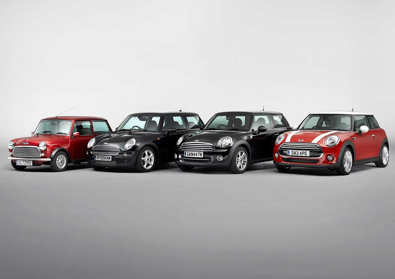 new mini reliability is so good that dealers service departments are