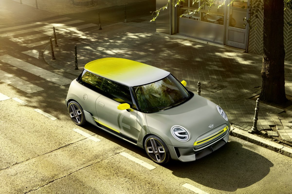 2020 Electric MINI