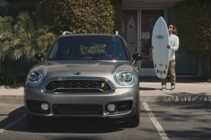 Video: MINI Collaborates with Channel Island Surfboards