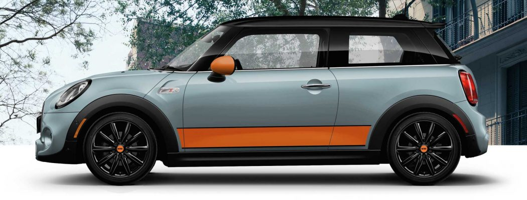 Mini Brings Back Ice Blue With Special Edition Motoringfile
