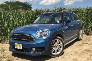 MF Review: MINI Countryman Cooper S Automatic