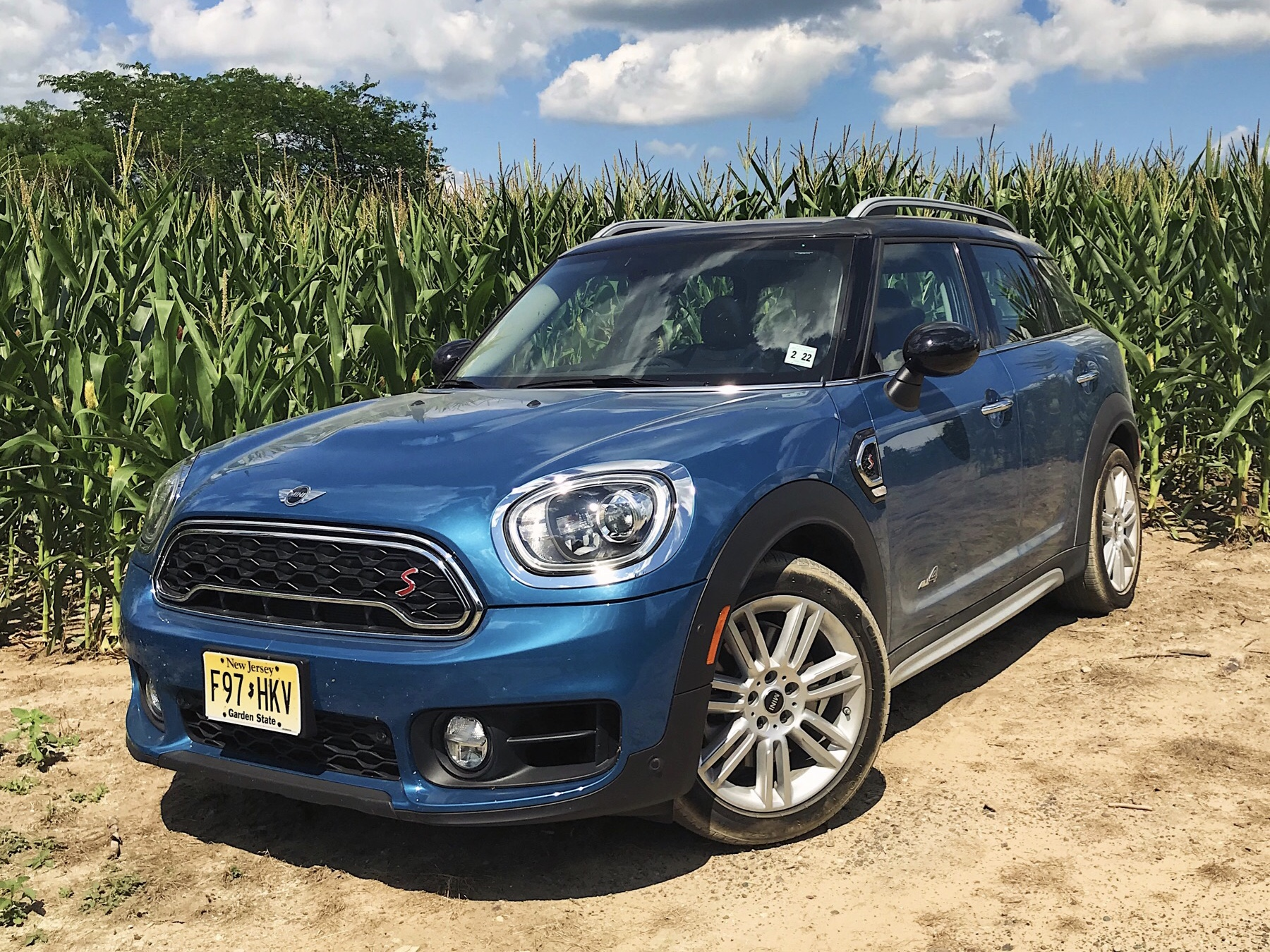 Mf Review Mini Countryman Cooper S Automatic Motoringfile