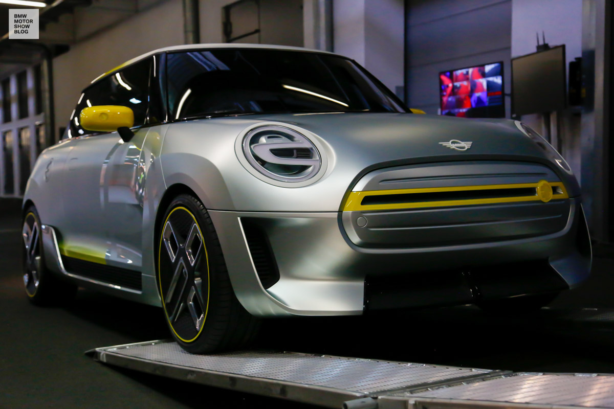First Photos Of The 2019 Mini Electric Motoringfile