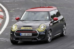 The 2018 MINI Refresh to Feature More Power and Tech