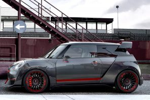 The 2020 JCW GP Will be Very Fast and Very Limited