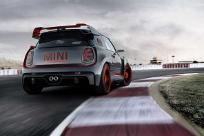 Video: The MINI JCW GP Concept Taken to the Track
