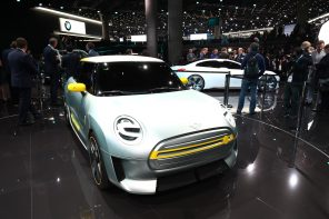 BMW Previews Electric MINI Drivetrain in New Video