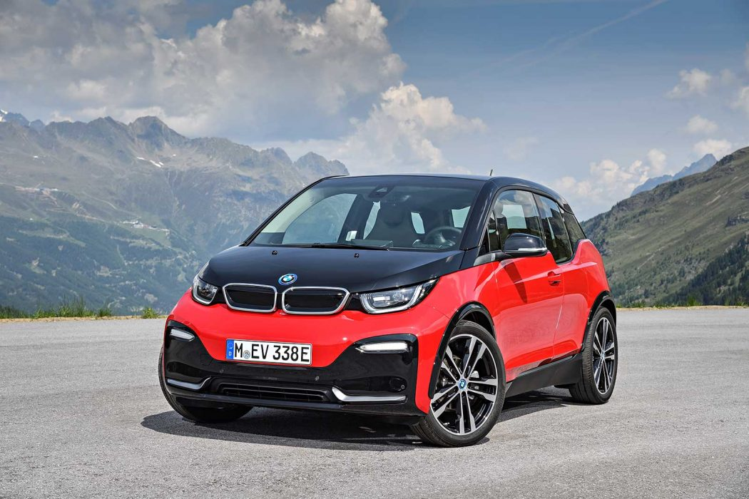 The New 2018 Bmw I3 And I3s Mini S Distant Cousin Gets A Make Over