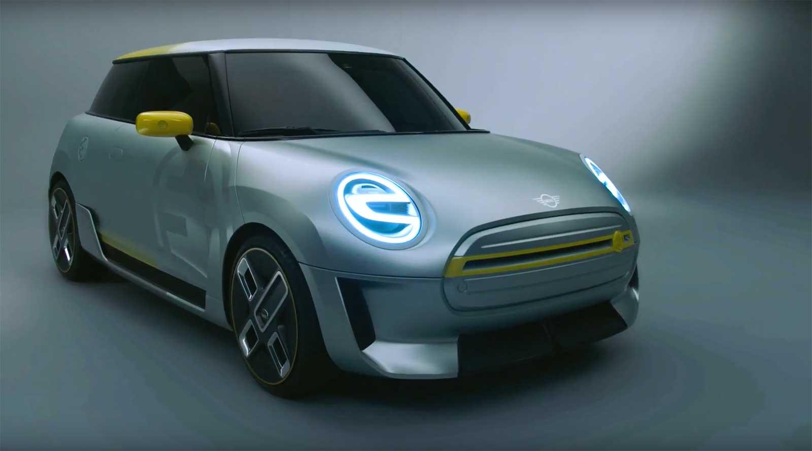 The 2019 Electric Mini E The Full Download Motoringfile