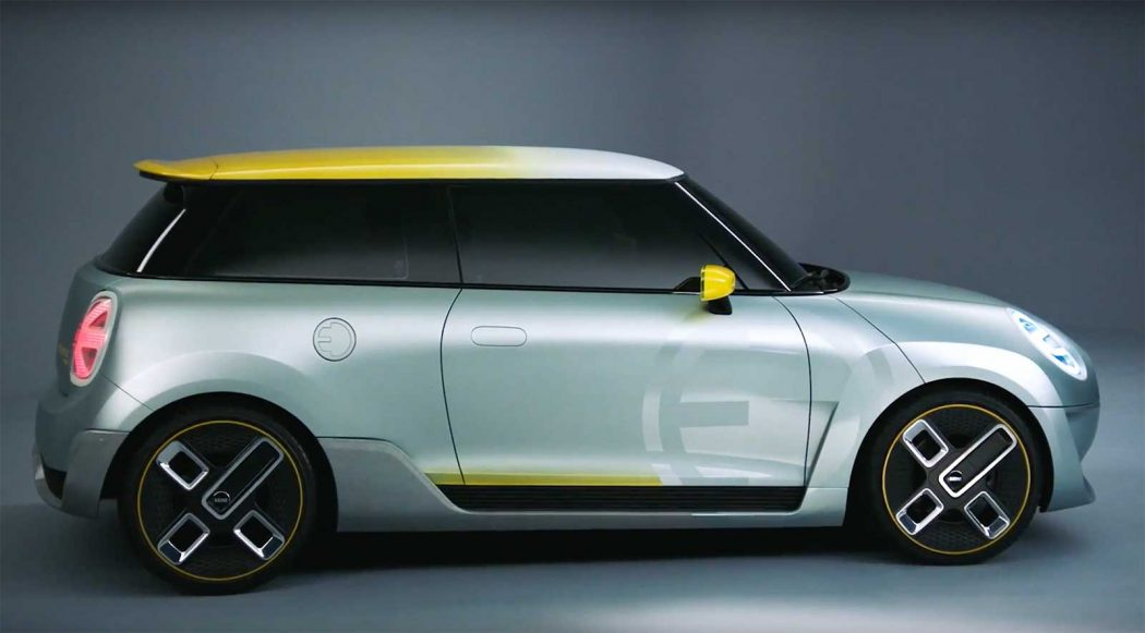 International Effort Electric Mini To Be Designed In Germany And