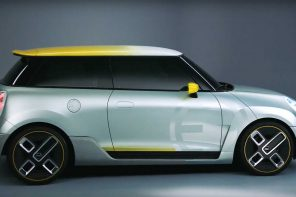 The MINI Electric Concept in Video