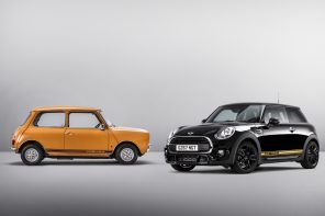 World Premier: The Limited Edition MINI 1499 GT