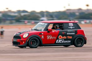 Craig Wilcox and MINI Win the ProSolo Series Championship
