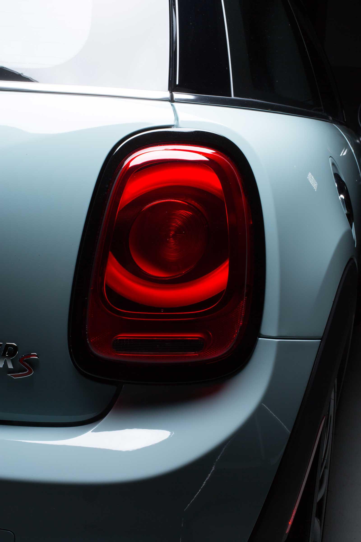 MINI USA Debuts the New Ice Blue Edition Cooper S at SEMA MotoringFile