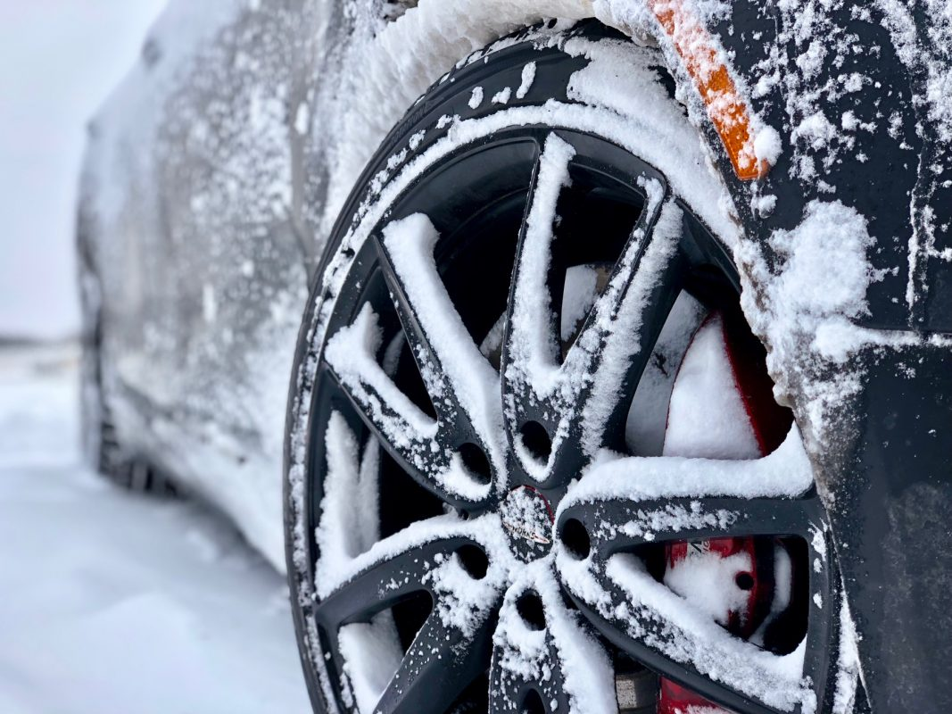 JCW CLubman winter tires