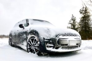 Bridgestone Blizzaks Have Turned our JCW Clubman Into a Winter Rally Car