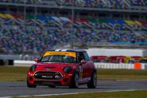 The MINI JCW Team Starts the Race Season This Weekend at Daytona