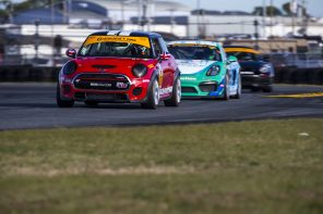 MINI JCW Team Ready to Defend Daytona Title