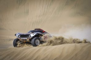 MINI Finishes First Weekend of Dakar with High Hopes Despite Massive Crash