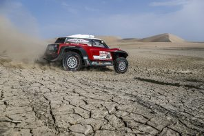 Dakar Stage 3: More Drama for the MINI