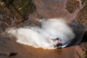 Dakar Stage 12 Ends with Three MINI Teams in the Top Ten