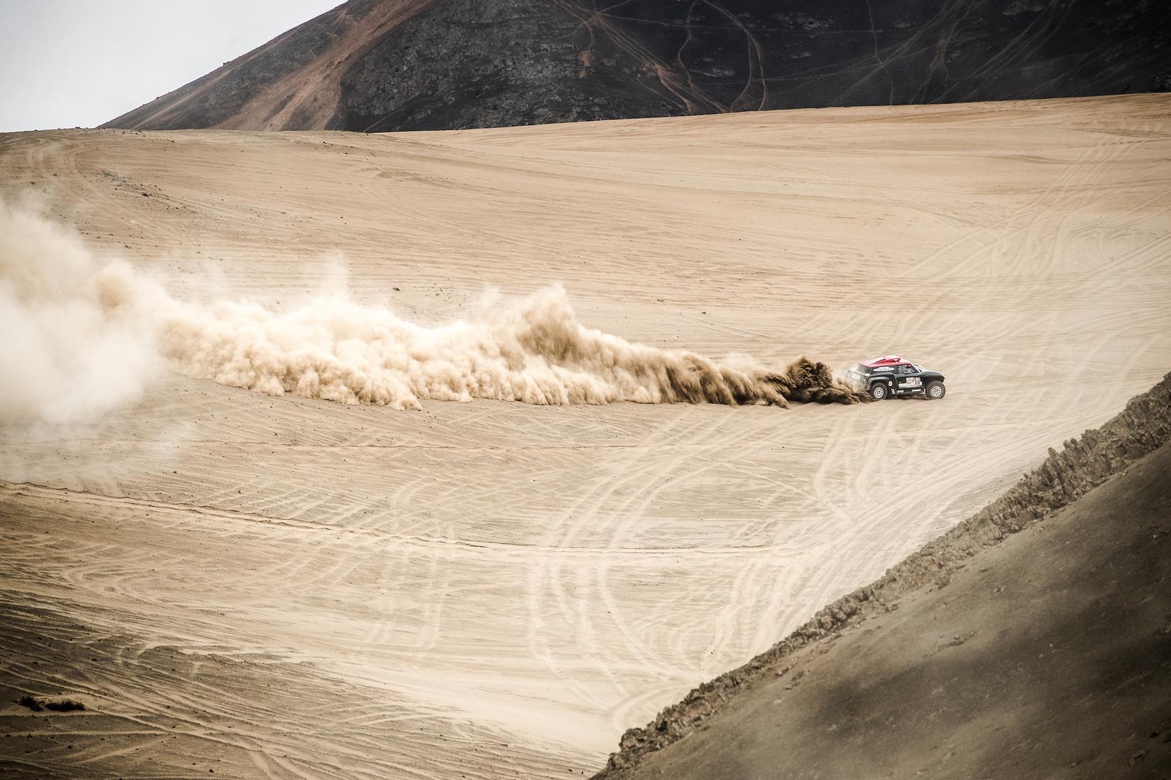 X-raid MINI JCW Team - 2019 Dakar Rally