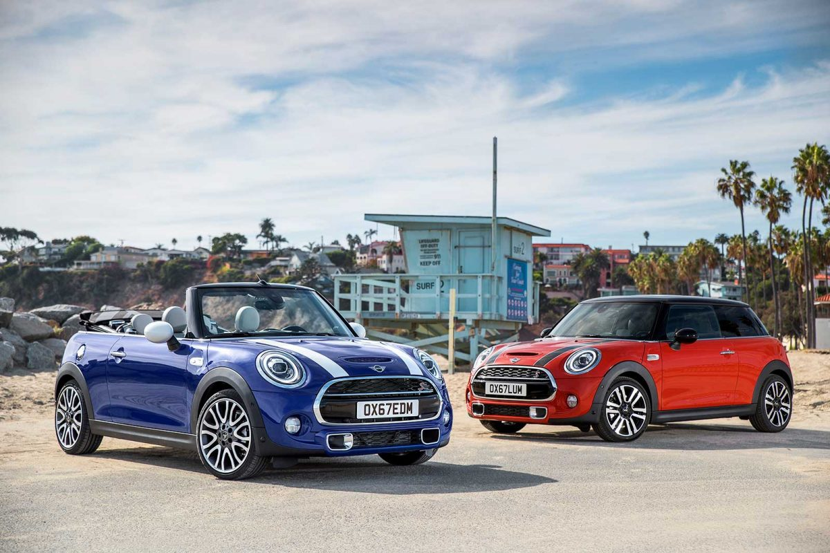 World Premier 2019 Mini Lci Minis Refresh Begins Here Motoringfile