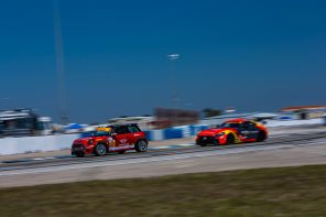 The MINI JCW Team Wins at Sebring
