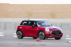 Autocross at the MINI Motoring School Will Make You Laugh Out Loud