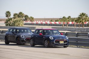 Track Showdown: The F56 JCW MINI vs the F54 JCW Clubman